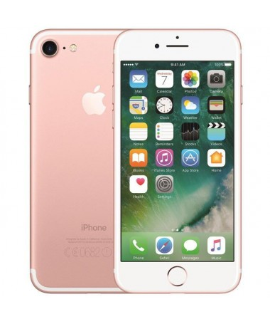 iPhone 7 32GB Rose Gold (refurbished) 2Y