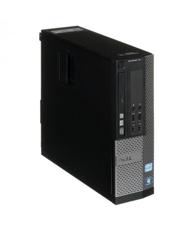 KOMPJUTER DELL OPTIPLEX 7010 i3-3220 4GB 250GB DVD DESKTOP Win7pro I PËRDORUR
