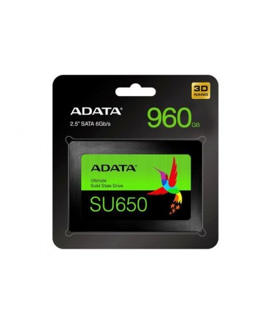 "Disk SSD ADATA Ultimate SU650 2.5"" 960GB SATA"