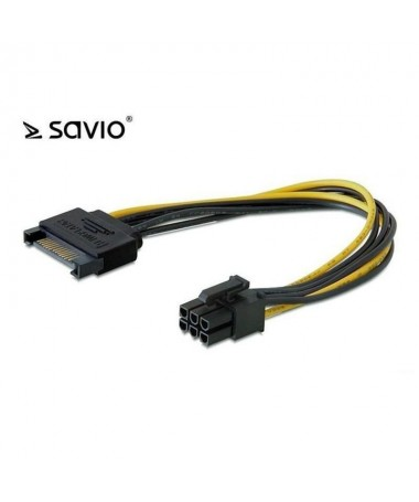 SAVIO POWER KABLLO SATA-PCI EXPRESS AK-20