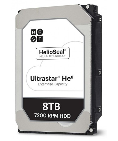 Disk HDD për server HGST (8000 GB/ 3.5 Inch/ SAS3)