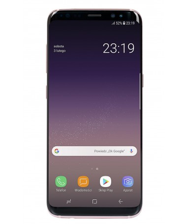 "Smartfon Samsung Galaxy S8 (5/8""/ 64GB/ Rose)"