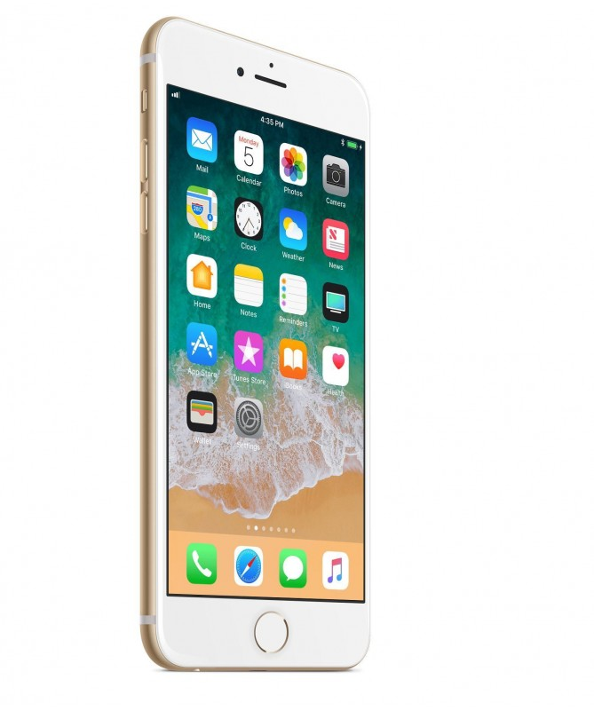 Smartfon Apple iPhone 6 64GB Gold (Remade/Refurbished)
