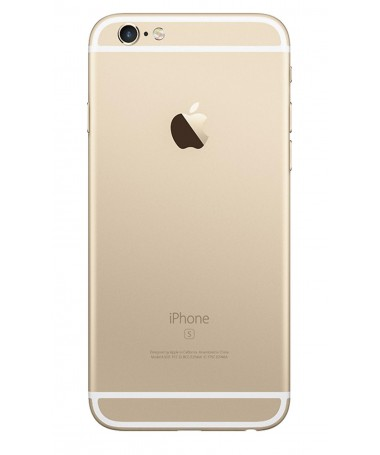 Smartfon Apple iPhone 6S 16GB Gold (Remade/Refurbished)