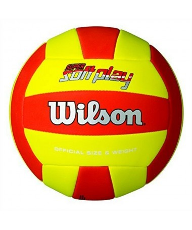 Top volibolli Wilson Super Soft Play