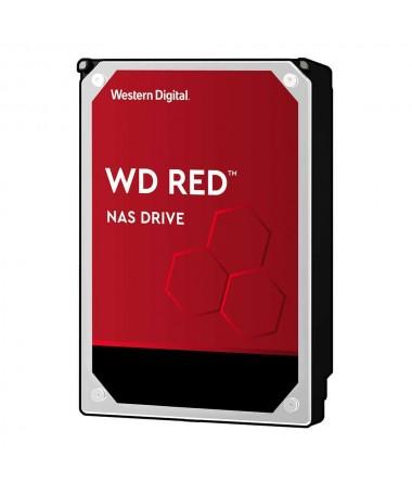 Disk HDD për server WD Red WD60EFAX (6 TB / 3.5 Inç/ SATA III/ 64 MB/ 5400 rpm)