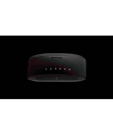 SWITCH DES-1005D 5x10/100Mbps D-LINK