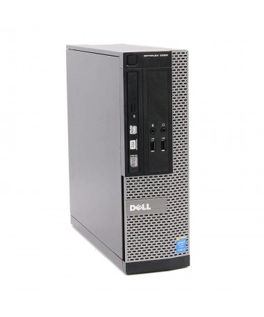 DELL OPTIPLEX 3020 i3-4160 4GB 500GB DVDRW SFF Win10pro I PËRDORUR