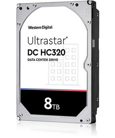 """Disk HDD HGST Western Digital Ultrastar DC HC 320 (7K8) HUS728T8TALE6L4 WD8003FRYZ (8 TB/ 3.5""""/ SATA III)"""