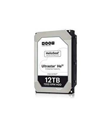 "Disk HDD HGST Western Digital Ultrastar DC HC 520 (He12) HUH721212ALE600 (12 TB/ 3.5""/ SATA III)"