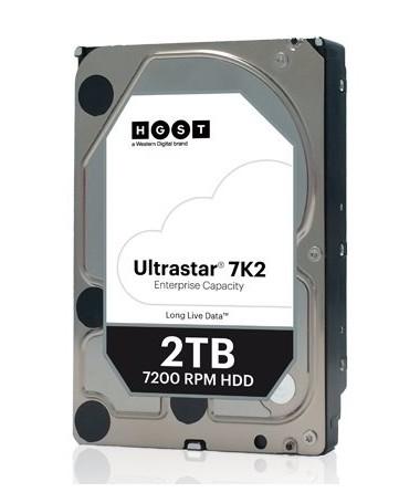 "Dysk HGST Western Digital Ultrastar DC HA 210 (7K2) HUS722T2TALA604 WD2005FBYZ (2 TB/ 3.5""/ SATA III)"