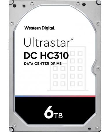 "Disk HDD HGST Western Digital Ultrastar DC HC 310 (7K6) HUS726T6TAL5204 (6 TB/ 3.5""/ SAS3)"