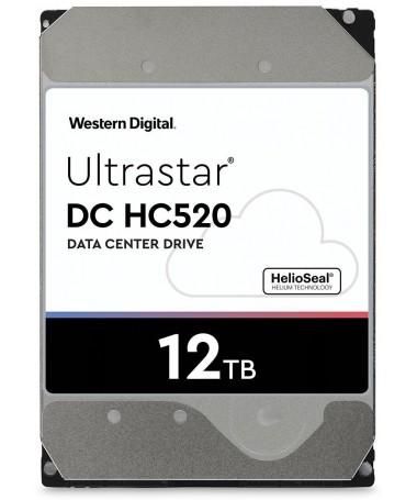 """Disk për server HGST Western Digital Ultrastar DC HC 520 (He12) HUH721212ALN600 (12 TB/ 3.5""""/ SATA III)"""