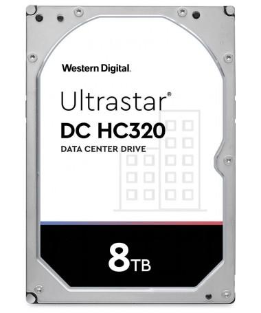 """Disk HDD HGST Western Digital Ultrastar DC HC 320 (7K8) HUS728T8TALN6L4 (8 TB/ 3.5""""/ SATA III)"""