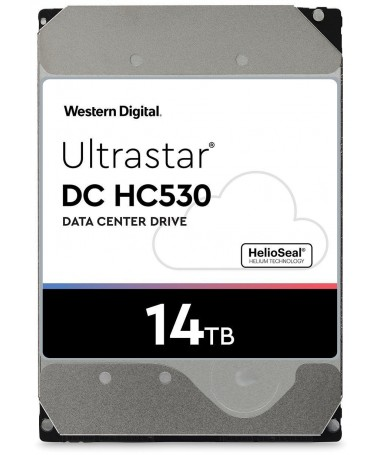 "Disk për server HDD Western Digital Ultrastar DC HC530 WUH721414AL5204 (14 TB/ 3.5""/ SAS3)"