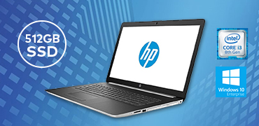 Laptop HP 17-BY0061ST