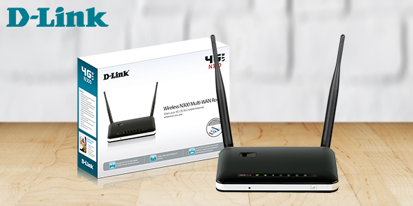 Router wifi D Link
